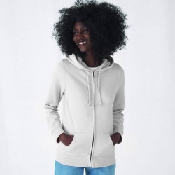 Vest à capuche femme organic 280 g