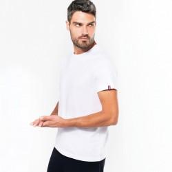 Tee-shirt homme coton peigné biologique 170 g
