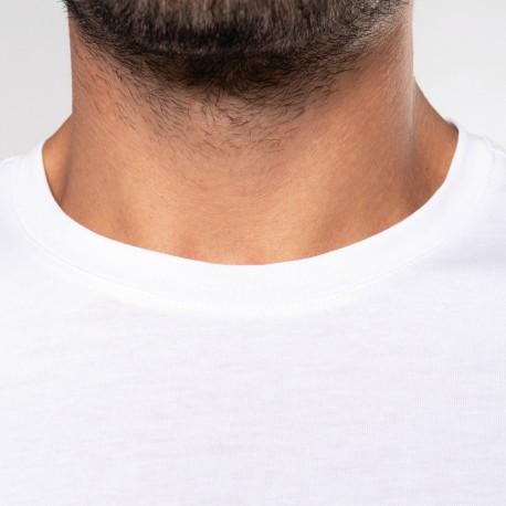 Tee-shirt homme coton peigné biologique 170 g White