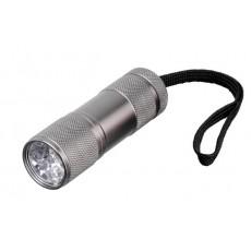 Lampe aluminium anodisé Dixmoor