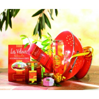 COFFRET ORANGE DOUCE