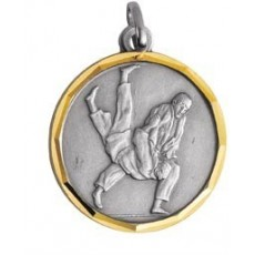 Médaille laiton Ø 32 mm
