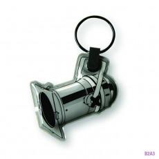 Porte-clés 100% personnalisé avec ou sans lampe
