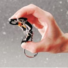 Porte-clés 100% personnalisé souple 2D ou 3D