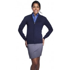 Gilet tricoté femme ou homme, jersey 280 g
