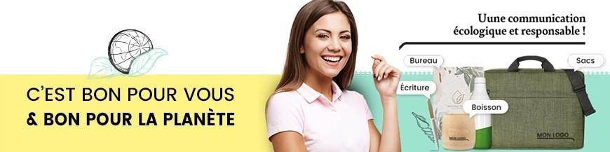 Objets publicitaires écologiques