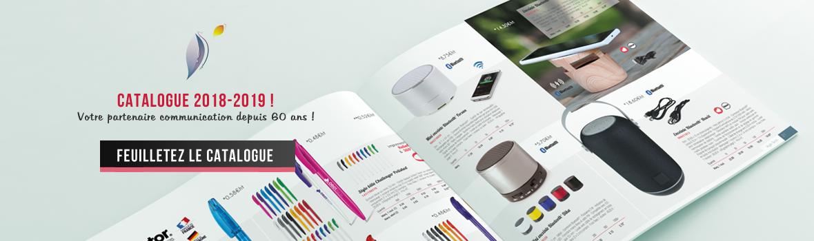 Catalogue objets publicitaires personnalisables 2018-201