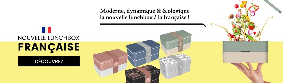 Lunchbox made in France